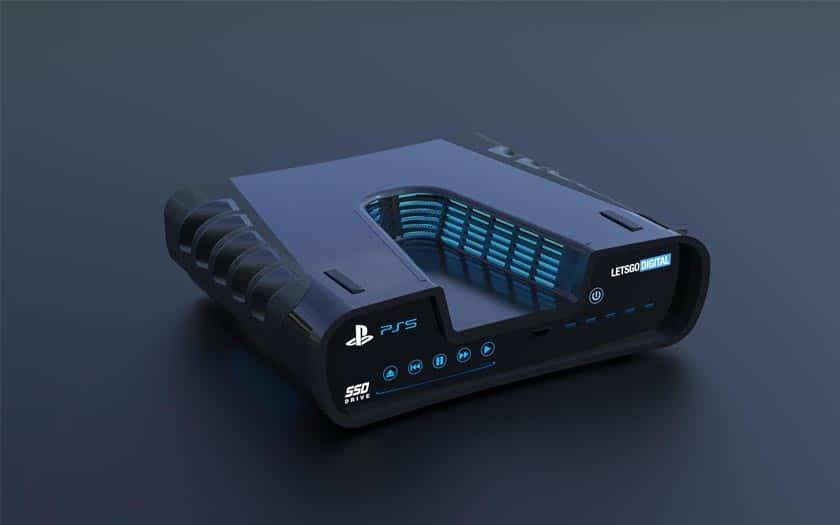 Nouveauté Sony : La Playstation 5 vient de sortir.