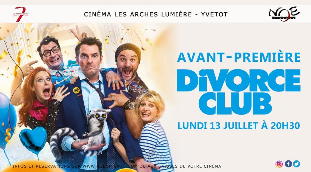 Divorce Club, le 3e film de Michaël Youn enfin en salle !