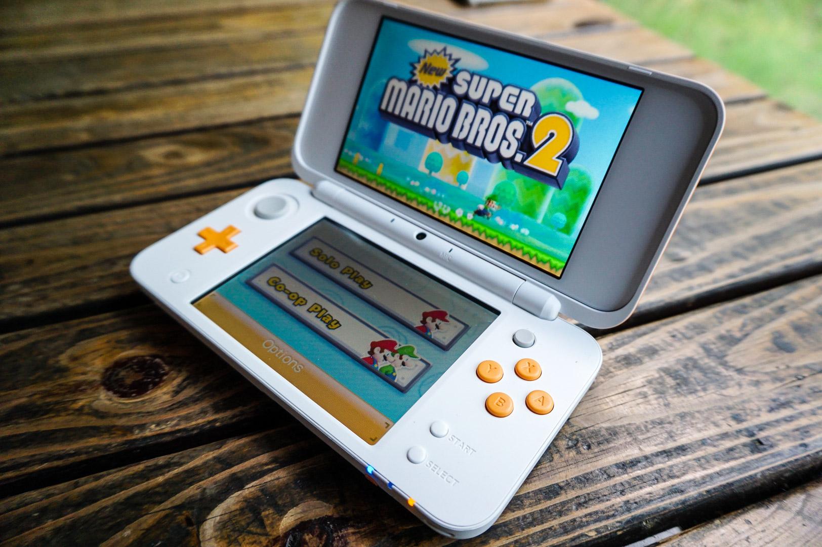 Meilleurs jeux vidéos Nintendo 2DS
